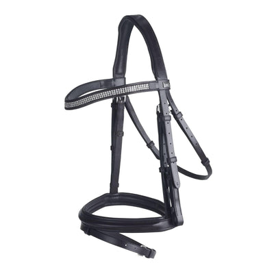 GFS Crystal Flash Bridle with R-Reins