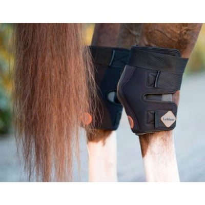 LeMieux Conductive Magno Hock Magnetic Therapy Boots