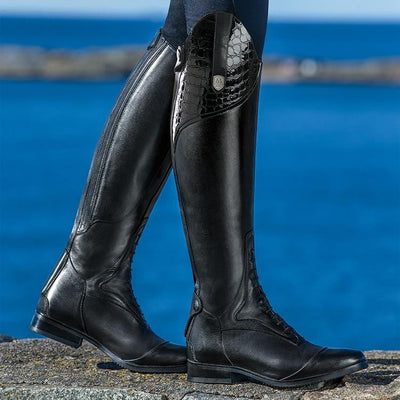 Mountain Horse Sovereign Lux Tall Leather Riding Boots