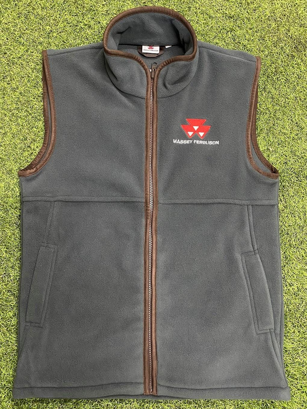 Massey Ferguson Men's Fleece Gilet