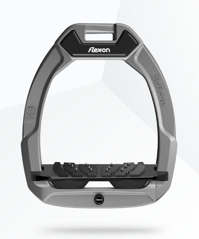 Flex-On Safe-On Stirrup Irons