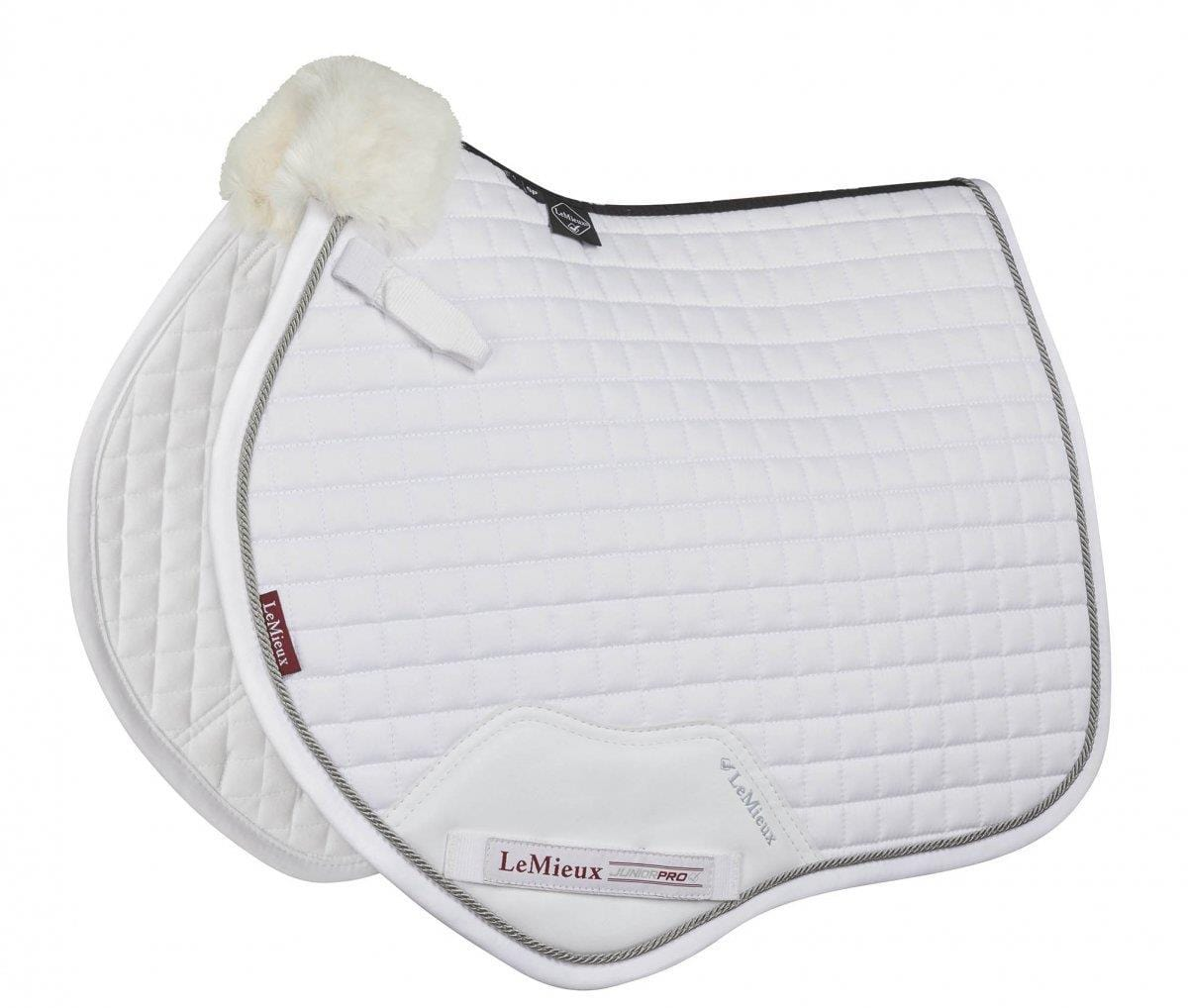 LeMieux Junior Pro Jump Square Saddle Pad