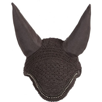 LeMieux Diamante Fly Hood Veil Ears