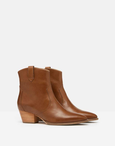 Joules Mayfair Leather Chelsea Women's Boot