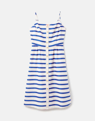 Joules Abby Women's Button Through Strappy Dress - SS20