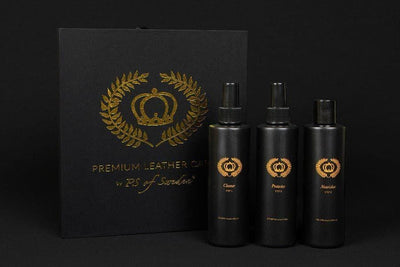 PS of Sweden Perfect Premium Leather Care Package