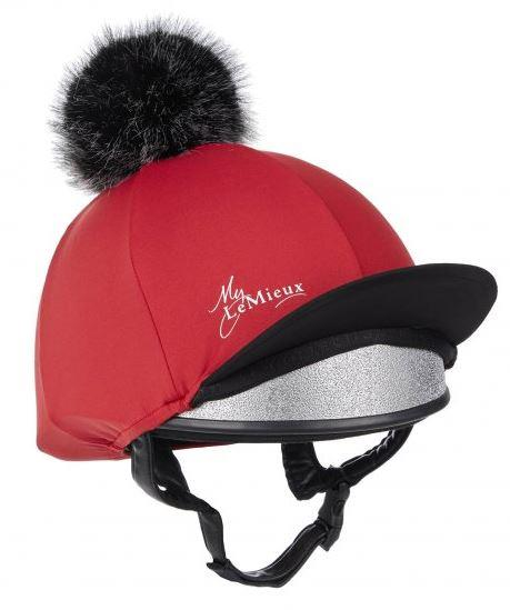LeMieux My LeMieux Pom Pom Hat Silks - New Colours AW19