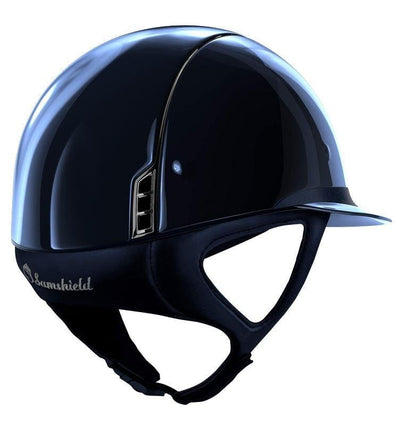 Samshield Miss Shield Shadow Glossy Riding Hat