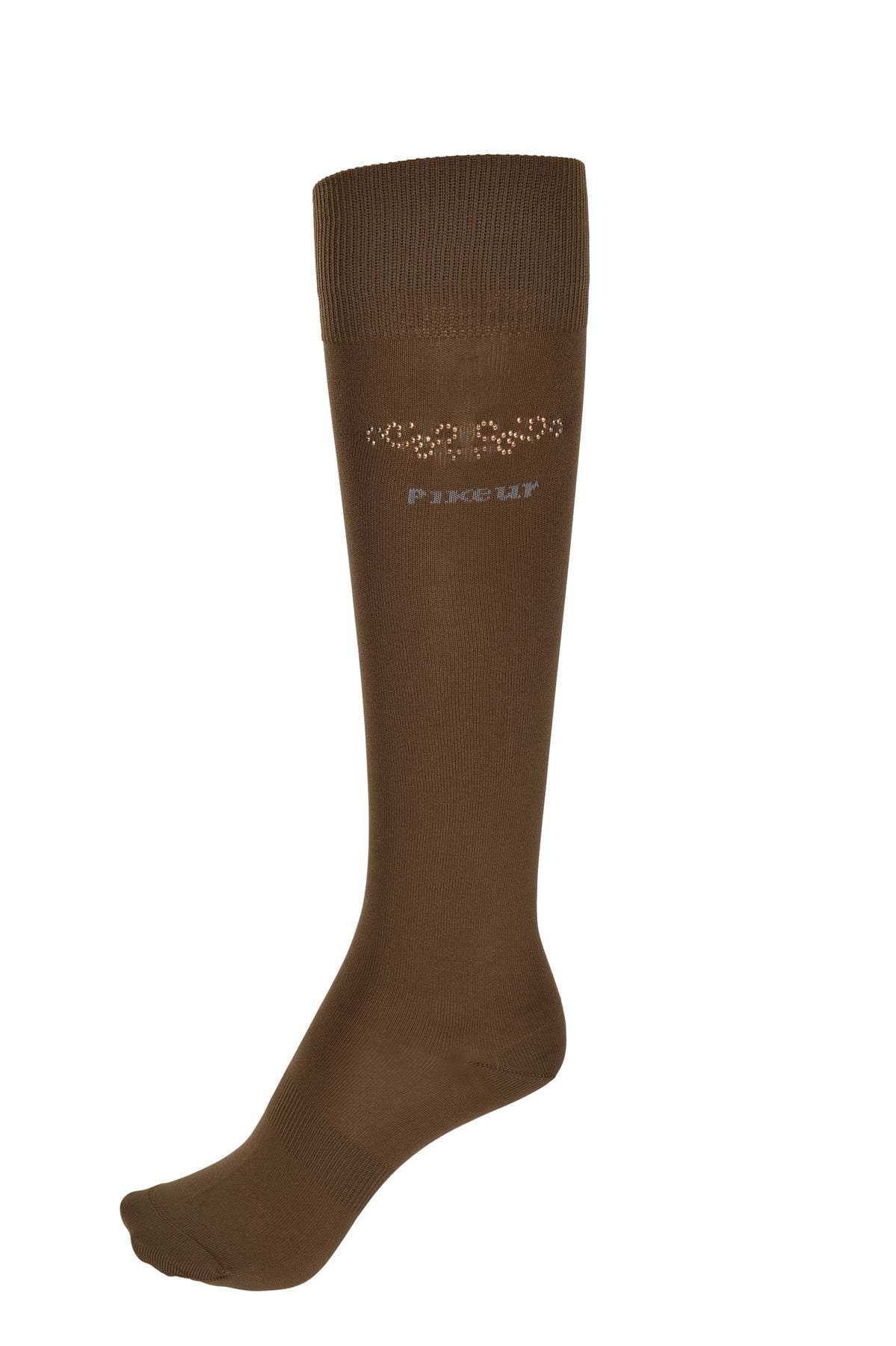 Pikeur Knee Socks with Ornamental Studs SS20