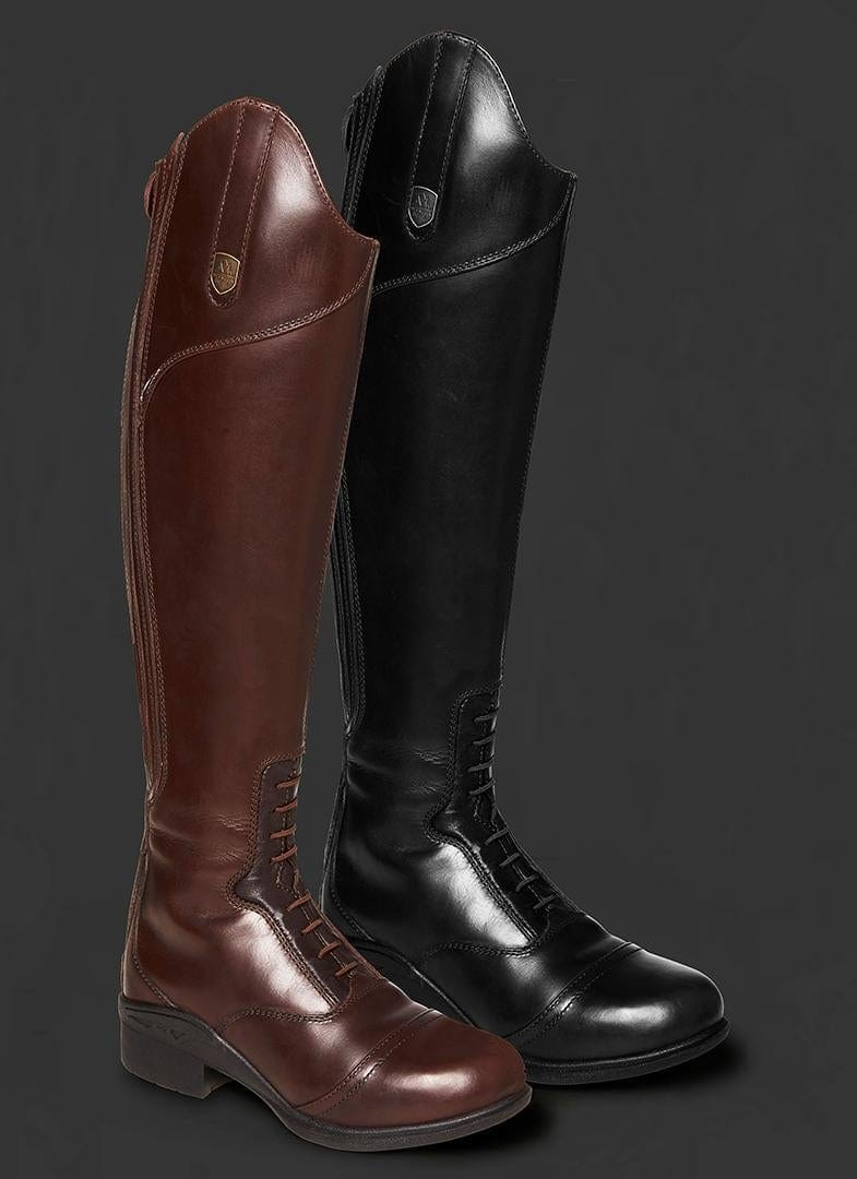 Mountain Horse Aurora Tall Leather Riding Boots