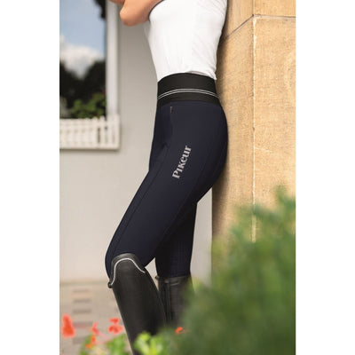 Pikeur Gia Grip Athleisure Softshell Riding Tights