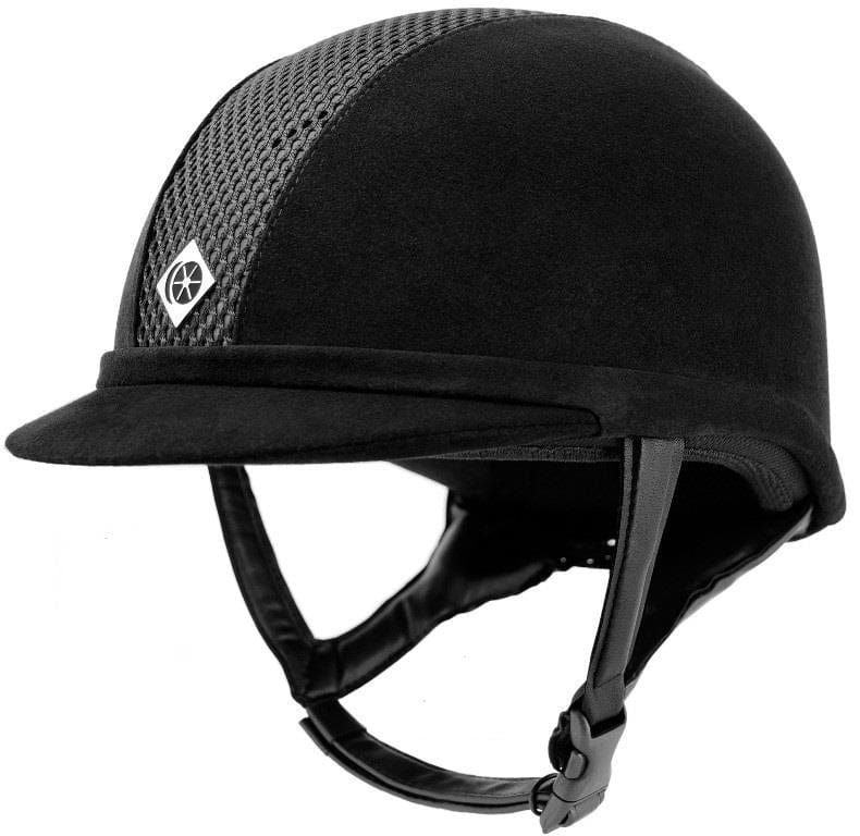 Charles Owen AYR8 Plus Premium Riding Hat