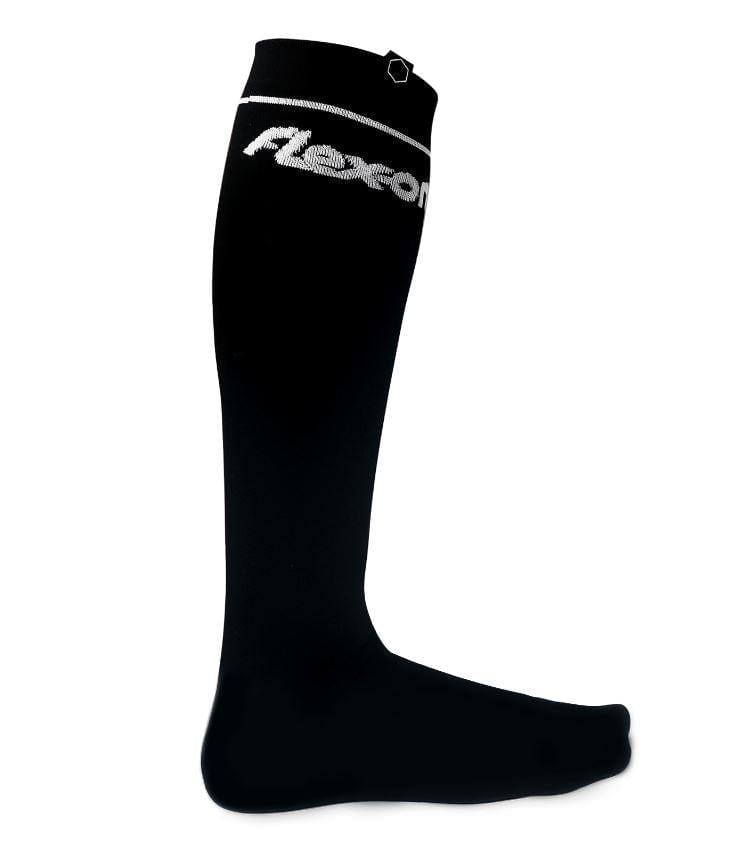 Flex-On Socks - Black - EU35-39