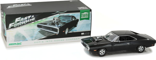 1970 DODGE CHARGER 1:18 Artisan Collection (19027)