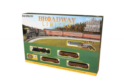 TRAILBLAZER (N SCALE) TRAIN SET