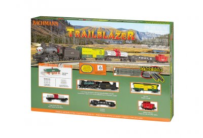 TRAILBLAZER (N SCALE) Model: 24024 Shipping Weight: 3.7lbs Scale: N 1:160