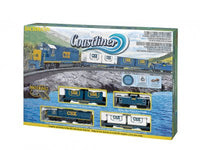 COASTLINER Model: 00734 Shipping Weight: 6.6lbs Scale: HO 1:87