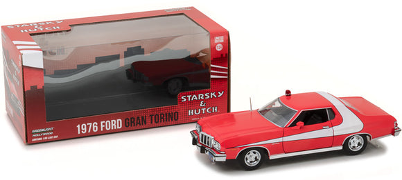 1976 FORD GRAN TORINO 1:24 Hollywood (84042)