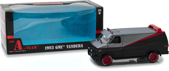 1983 GMC VANDURA 1:43 Hollywood (86515)
