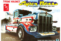 Tyrone Malone Kenworth Super Boss Drag Truck Item No: AMT930