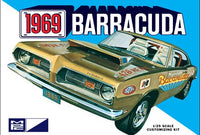 1969 Plymouth Barracuda Item No: MPC832 UPC: 8-49398-00833-1