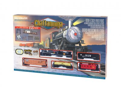 CHATTANOOGA (HO SCALE) TRAIN SET