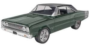 Revell 1/25 1967 Dodge Coronet Plastic Model Kit 85-4906 RMX854906
