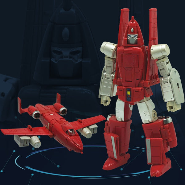 G1 Transformation Powerglide AOD Glider KO DX9 Masterpiece  Glider Mode Action Figure Robot Toys