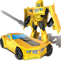 Anime Movie Transforming Toy, 5 Cool Action Figure Robot Car