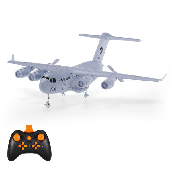 C-17 2.4GHz 2CH 373mm Wingspan RC Airplane Transport Aircraft EPP with Gyro RTF