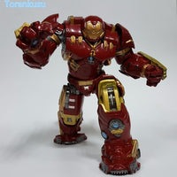 Hulk Action Figure Hulkbuster Avengers 12inch PVC Figure Toy Anime Avengers Hulkbuster Superhero Collectible Model Doll