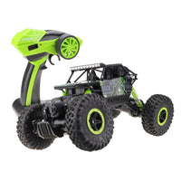 Lynrc RC Car 4WD 2.4GHz climbing Car 4x4 Double Motors Bigfoot Car Remote Control Model Off-Road Vehicle