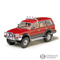 OHS Tamiya 24124 1/24 Montero w/Sport Options Scale Assembly Car Model Building Kits G