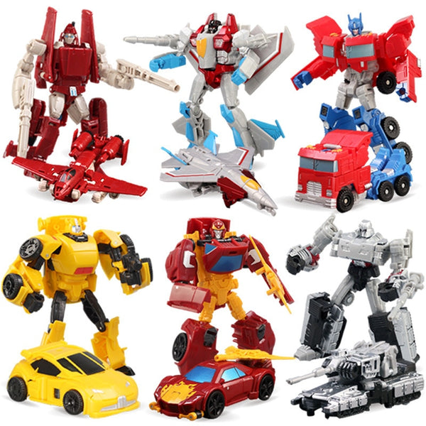 Transformation Toy Robot Car Action Figures
