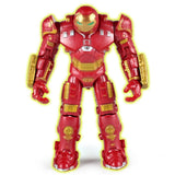 Super Hero Avengers Action Figure Toys Thor Captain America Wolverine Spider Man Iron Man Hulk PVC Model Toy Children's Toy Gift