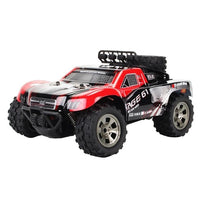 2.4GHz RC Cars Toys Climbing Bigfoot Car 1/18 Remote Control Model RC Cars Toys Gifts Off Road Vehicle RC Crawler Car