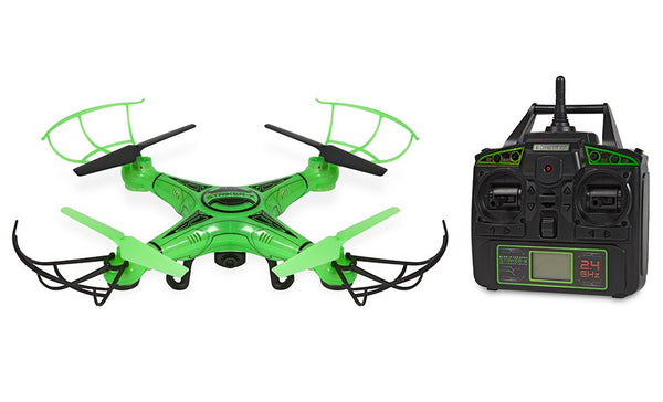 Striker-X Glow-In-The-Dark RC HD Camera Drone