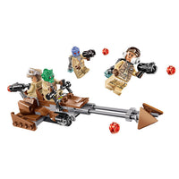 Different variants of Spacerail Legoings Star Wars Space Wars Building Brick Sets Compatible With LEGO
