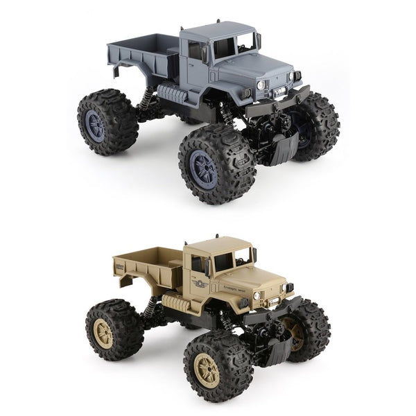 Military Off-Road Climber Crawler Remote Control Vehicle