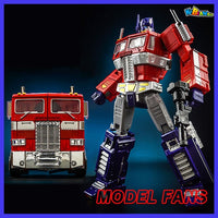 MODEL FANS KBB Transformation OP Commander MP10V red black white Alloy Metal With Backpack Action Figure Robot Toys