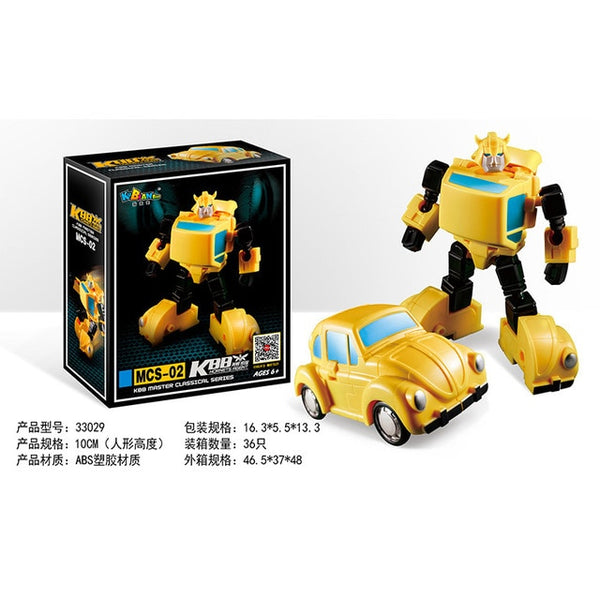 Bumble Bee MP10 Transformer
