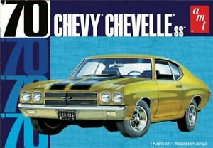 70 Chevy Chevelle SS AMT - Nr. 1143 - 1:25
