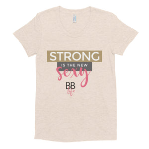 """Strong is the new Sexy"" Tee"