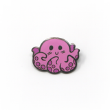 Sea Cuties: Octopus enamel pin