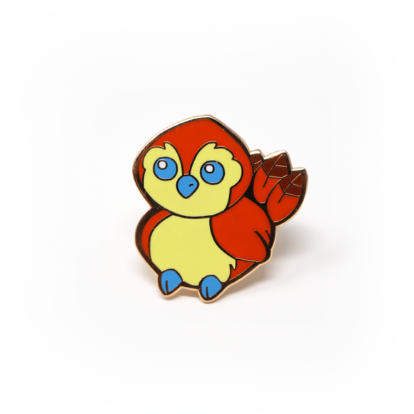 Pepe hard enamel pin (B grade only)