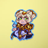 Chromie Sticker
