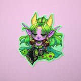 Ysera Elf Sticker