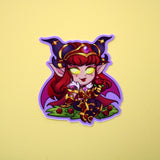 Alexstraza Elf Sticker