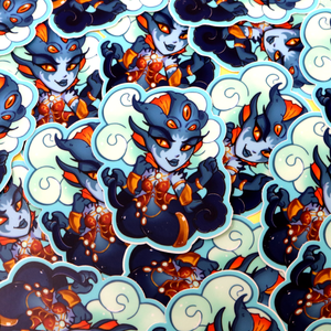 Queen Azshara Sticker