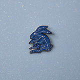 Celestial Bunny pin - Pin Club January 2019